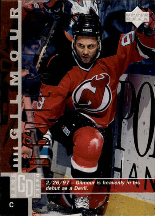 1997-98 Upper Deck #91 Doug Gilmour