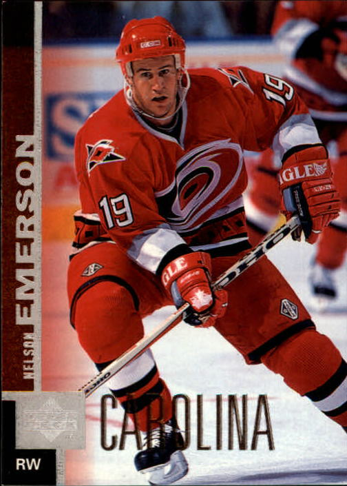 1997-98 Upper Deck #243 Nelson Emerson