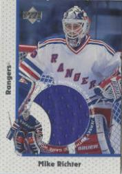 1997-98 Upper Deck Game Jerseys #GJ11 Mike Richter