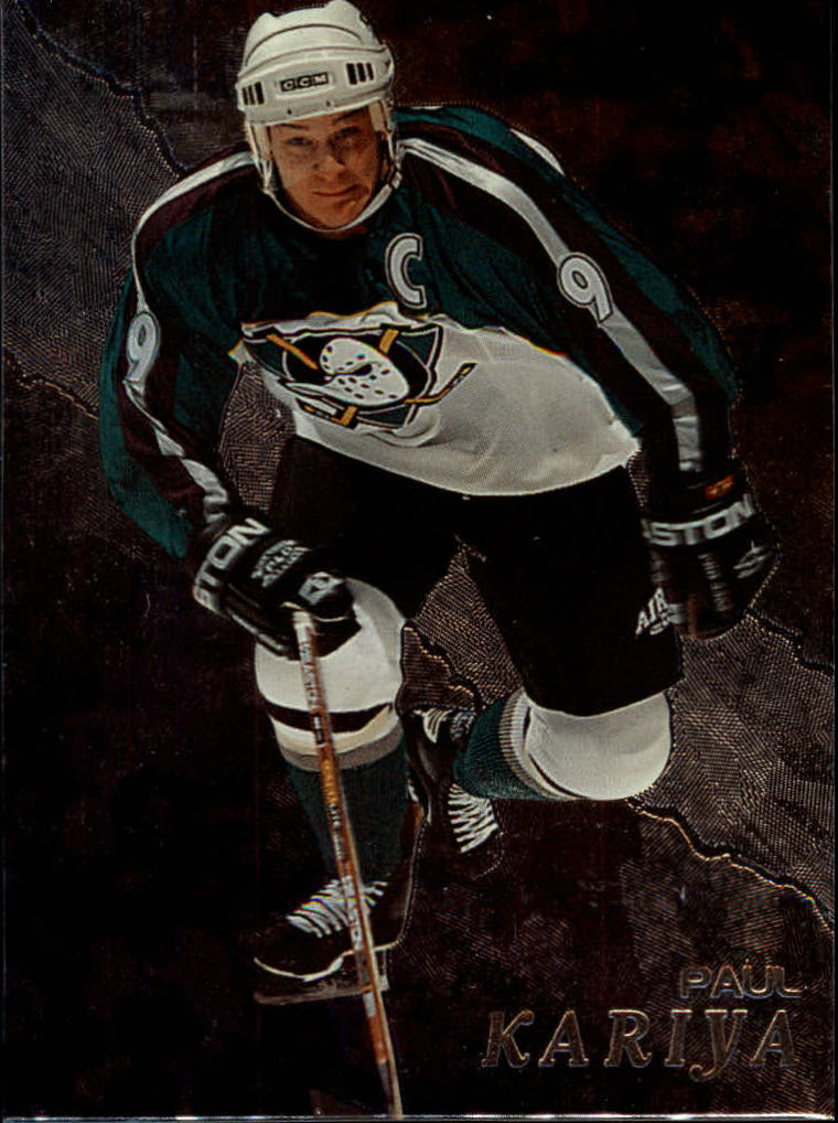 1998-99 Be A Player #2 Paul Kariya