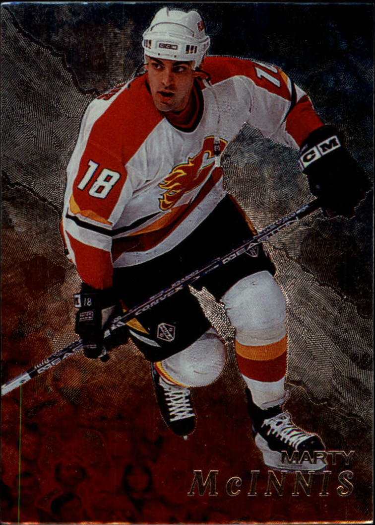 1998-99 Be A Player #19 Marty McInnis