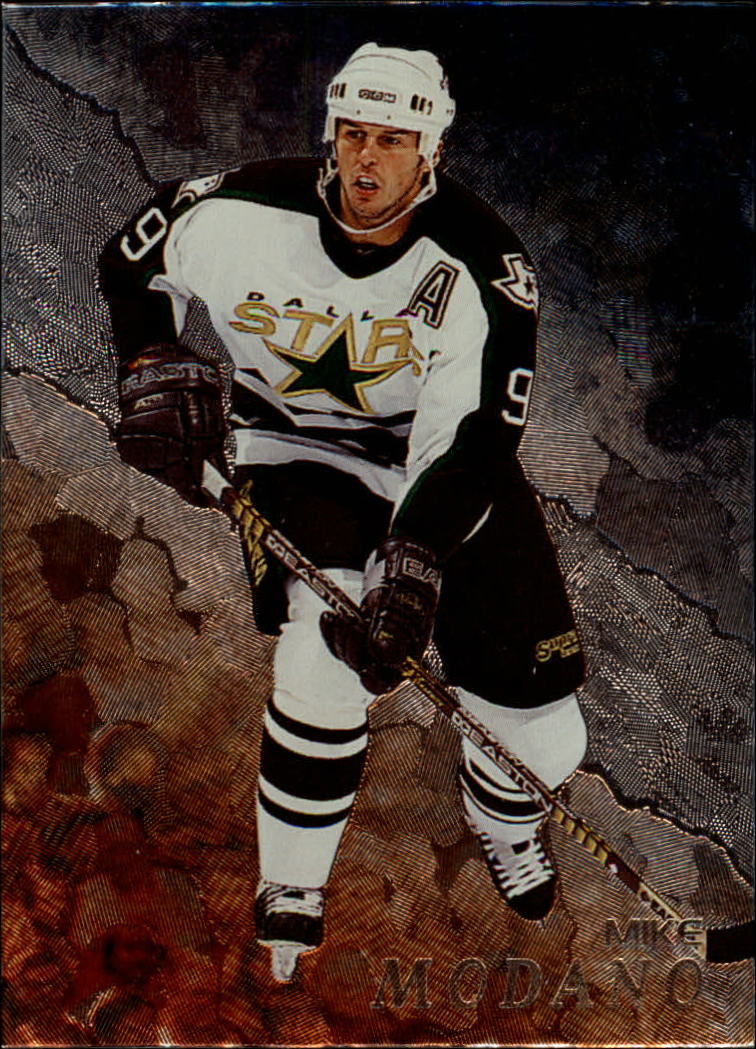 1998-99 Be A Player #40 Mike Modano