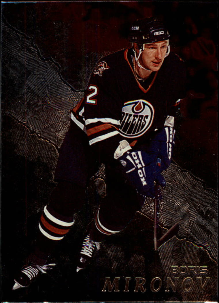 1998-99 Be A Player #51 Boris Mironov