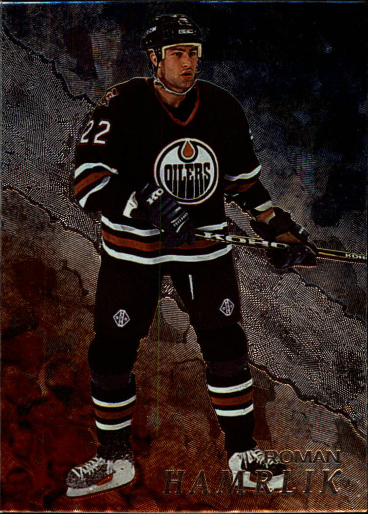 1998-99 Be A Player #52 Roman Hamrlik