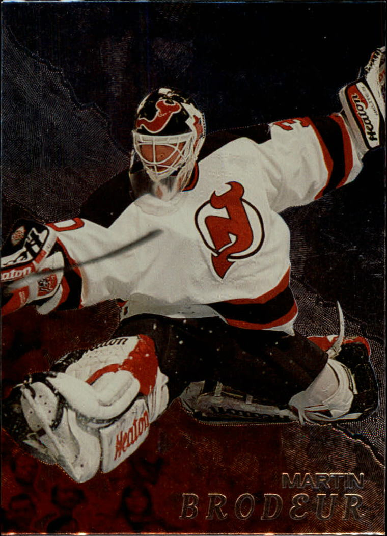 1998-99 Be A Player #79 Martin Brodeur