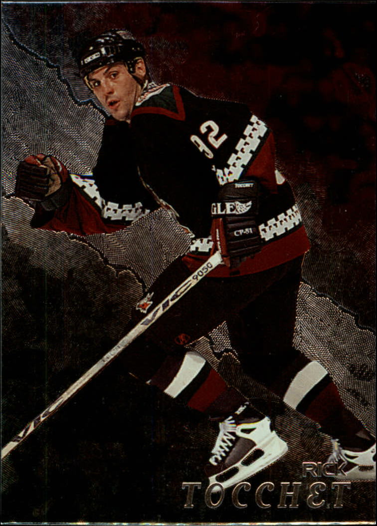 1998-99 Be A Player #105 Rick Tocchet