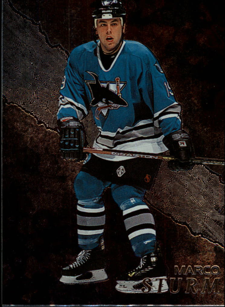 1998-99 Be A Player #119 Marco Sturm