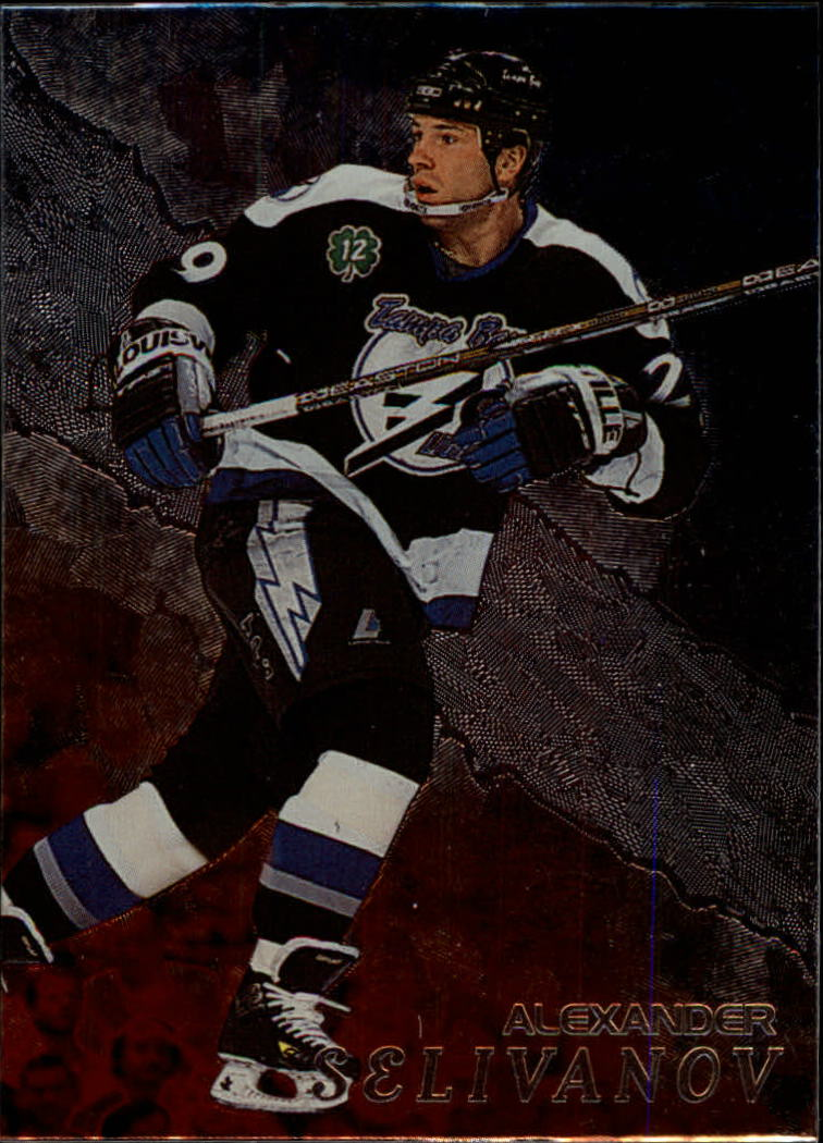 1998-99 Be A Player #130 Alexander Selivanov