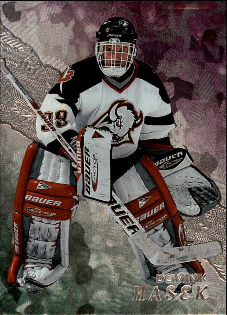 1998-99 Be A Player #162 Dominik Hasek