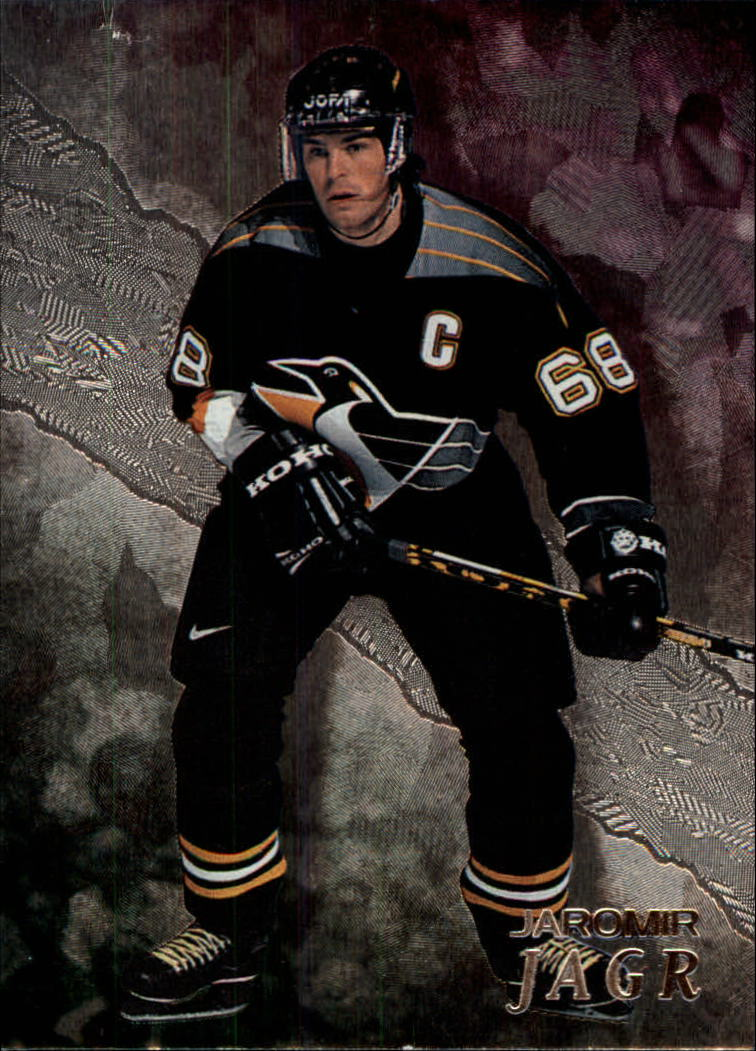 1998-99 Be A Player #261 Jaromir Jagr
