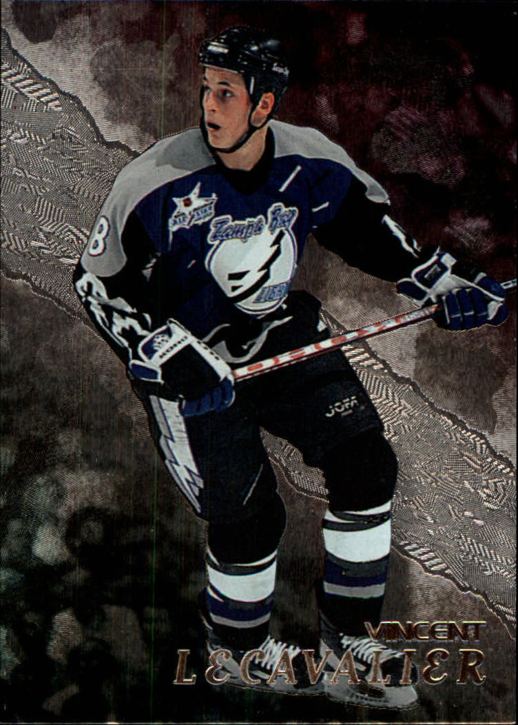1998-99 Be A Player #279 Vincent Lecavalier