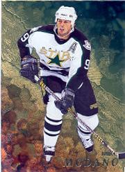 1998-99 Be A Player Gold #40 Mike Modano