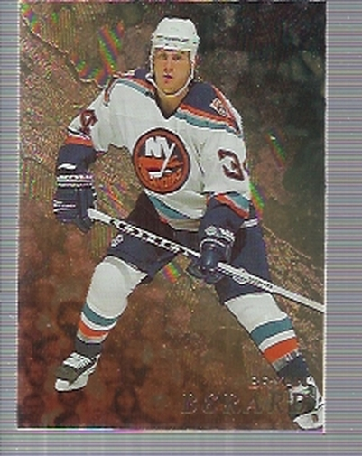1998-99 Be A Player Gold #85 Bryan Berard