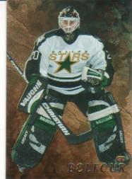 1998-99 Be A Player Gold #190 Ed Belfour