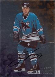1998-99 Be A Player Autographs #119 Marco Sturm