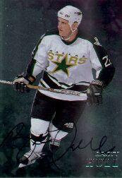 1998-99 Be A Player Autographs #189 Brett Hull SP