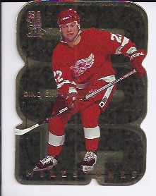 1998-99 Be A Player All-Star Milestones #M3 Dino Ciccarelli