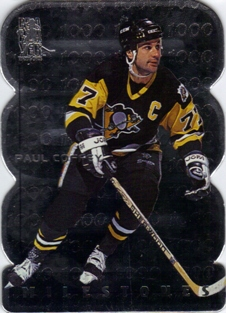 1998-99 Be A Player All-Star Milestones #M14 Paul Coffey