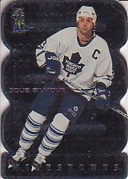 1998-99 Be A Player All-Star Milestones #M19 Doug Gilmour