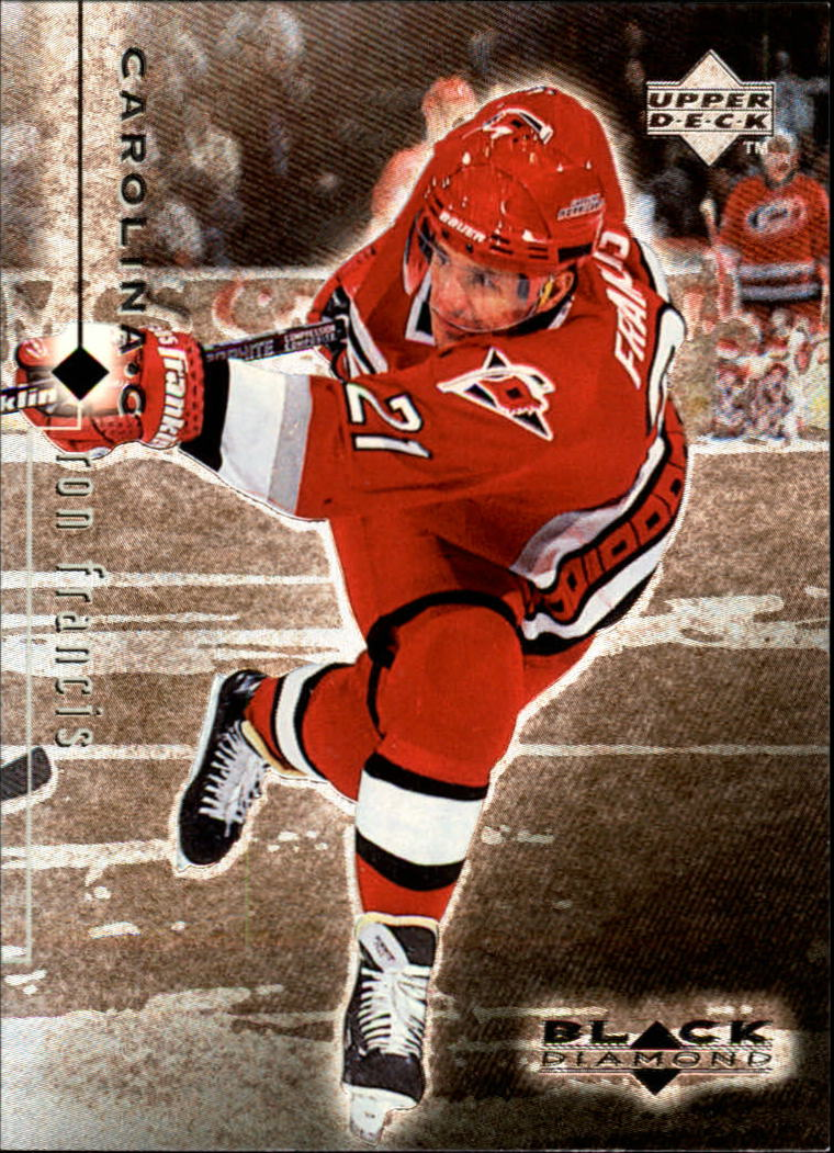 1998-99 Black Diamond #14 Ron Francis