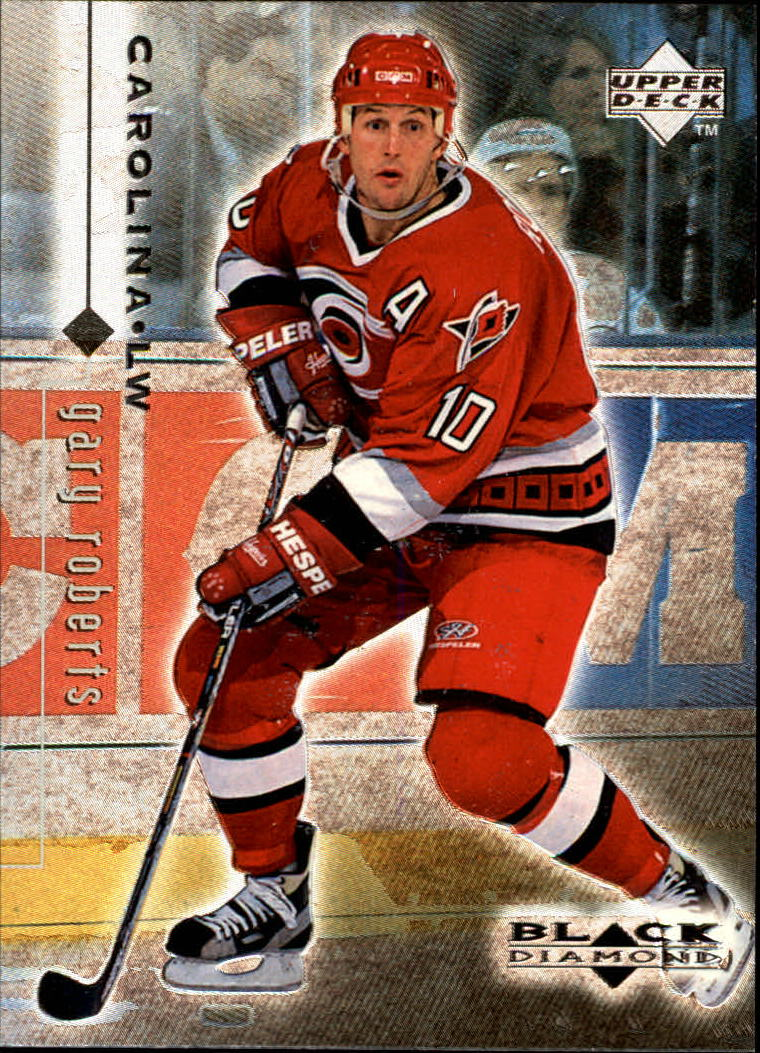 1998-99 Black Diamond #15 Gary Roberts