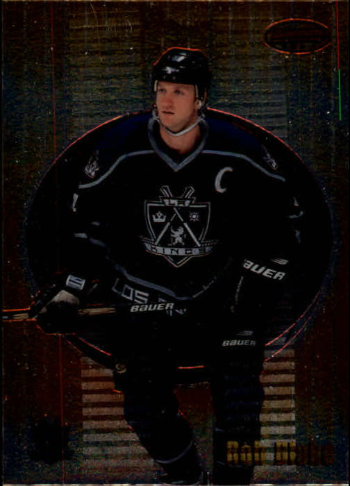 1998-99 Bowman's Best #9 Rob Blake