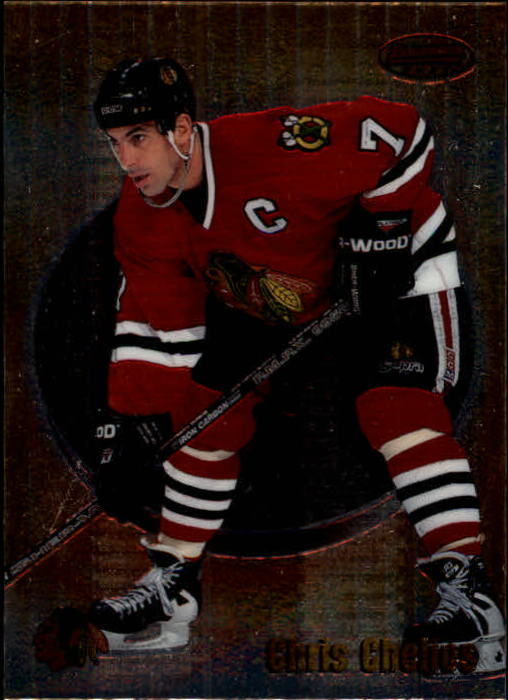 1998-99 Bowman's Best #29 Chris Chelios