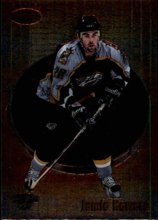 1998-99 Bowman's Best #74 Jamie Heward RC
