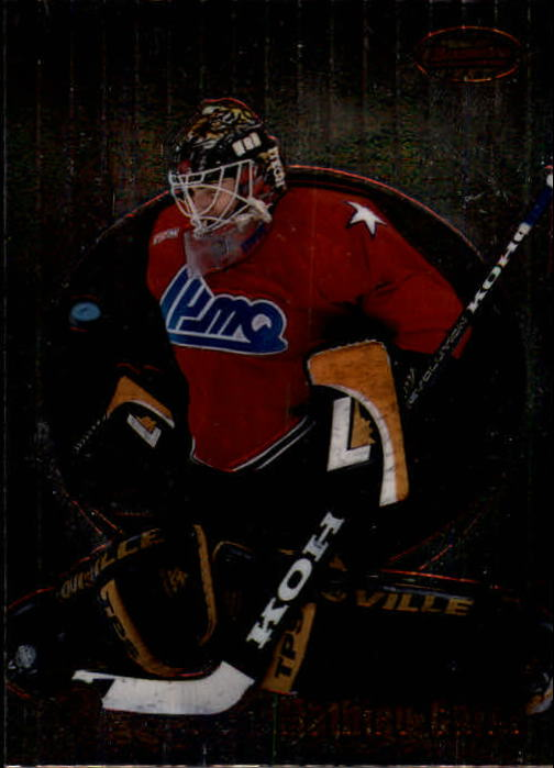 1998-99 Bowman's Best #145 Mathieu Garon SP