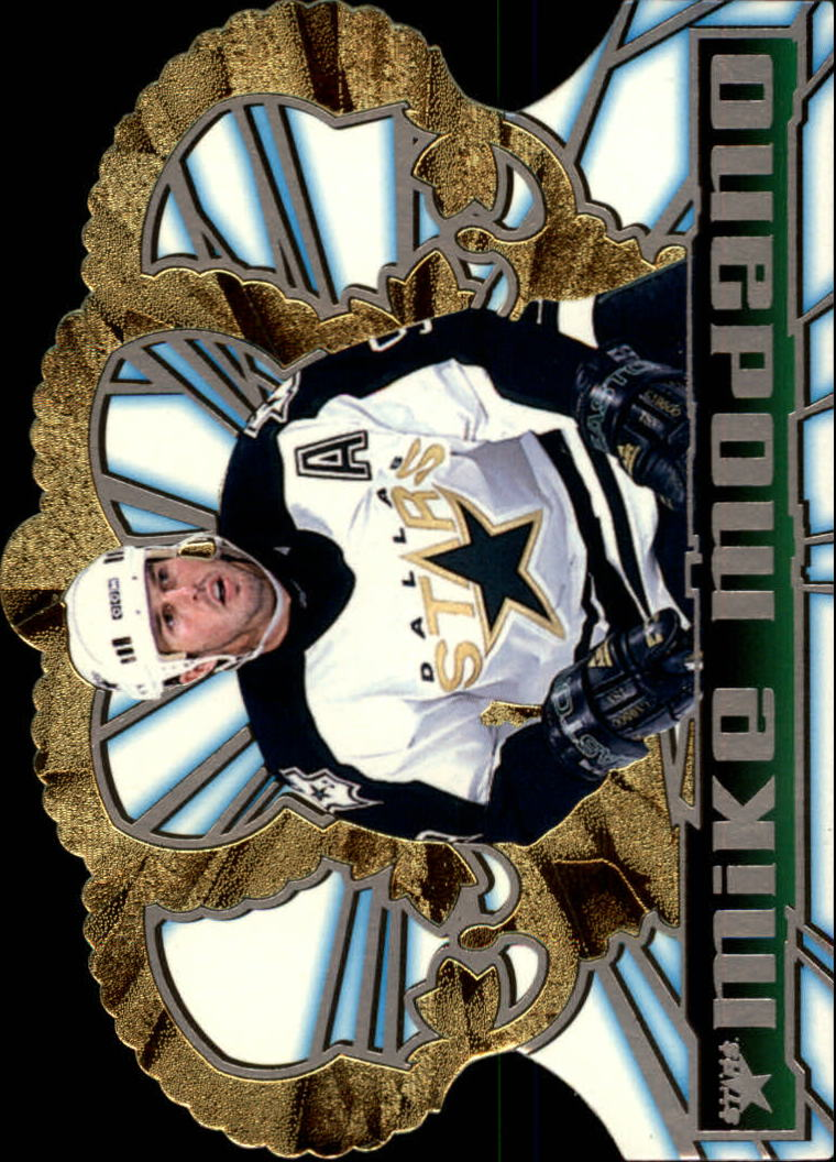 1998-99 Crown Royale #41 Mike Modano