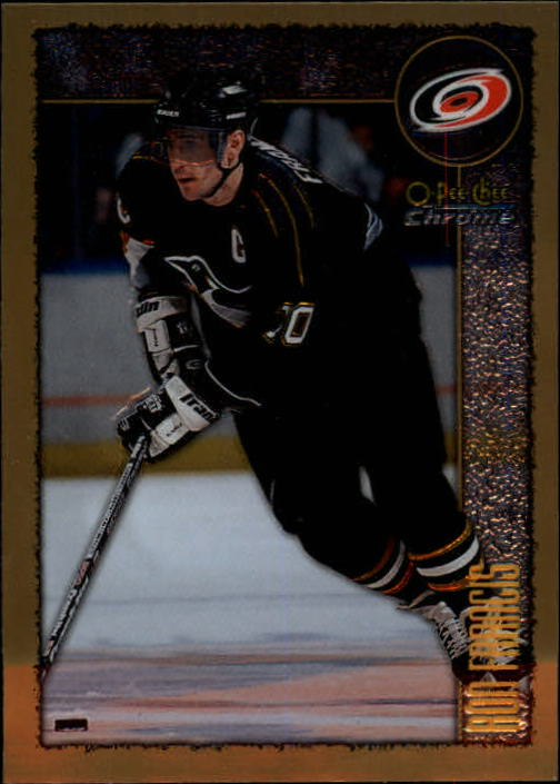 1998-99 O-Pee-Chee Chrome #4 Ron Francis