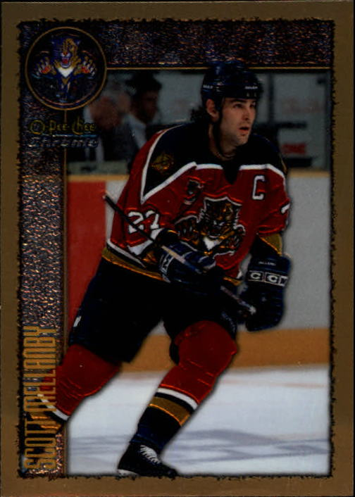 1998-99 O-Pee-Chee Chrome #13 Scott Mellanby