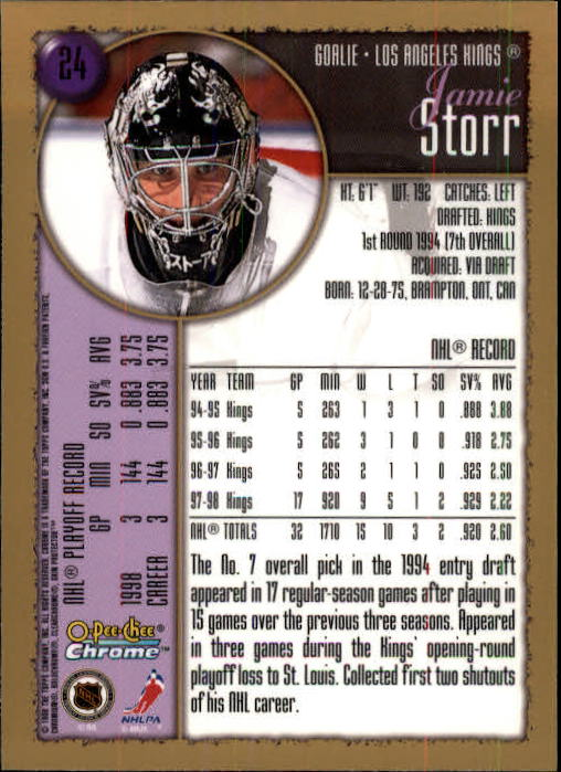 1998-99-OPC-O-Pee-Chee-Chrome-Hockey-Cards-Pick-From-List miniature 29