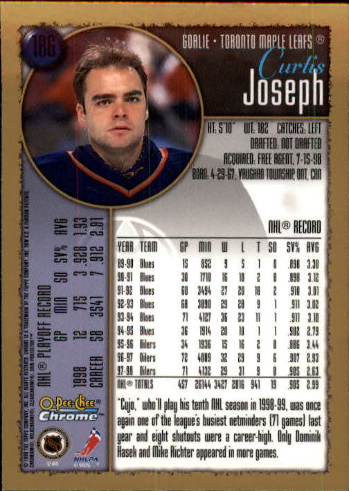 1998-99-OPC-O-Pee-Chee-Chrome-Hockey-Cards-Pick-From-List miniature 249