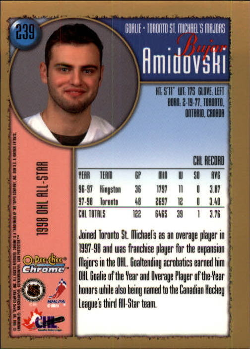 1998-99-OPC-O-Pee-Chee-Chrome-Hockey-Cards-Pick-From-List miniature 329