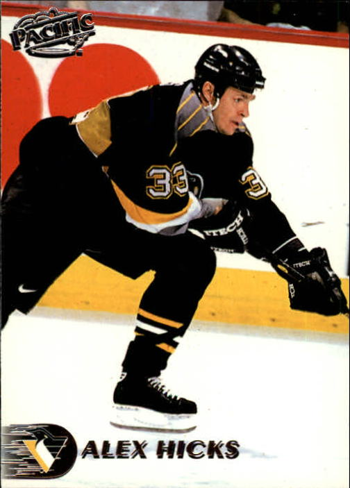 1998-99 Pacific #353 Alex Hicks