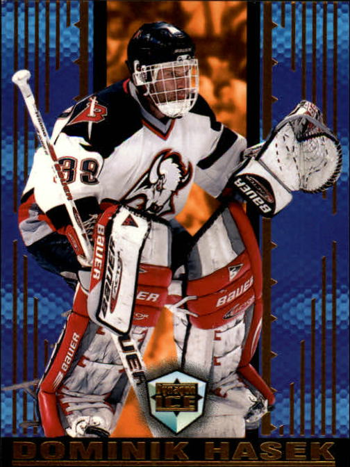 1998-99 Pacific Dynagon Ice #18 Dominik Hasek