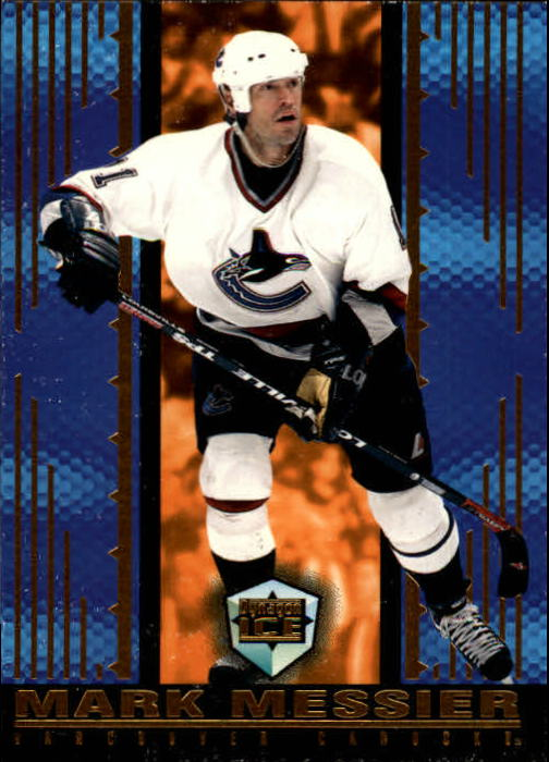 1998-99 Pacific Dynagon Ice #189 Mark Messier