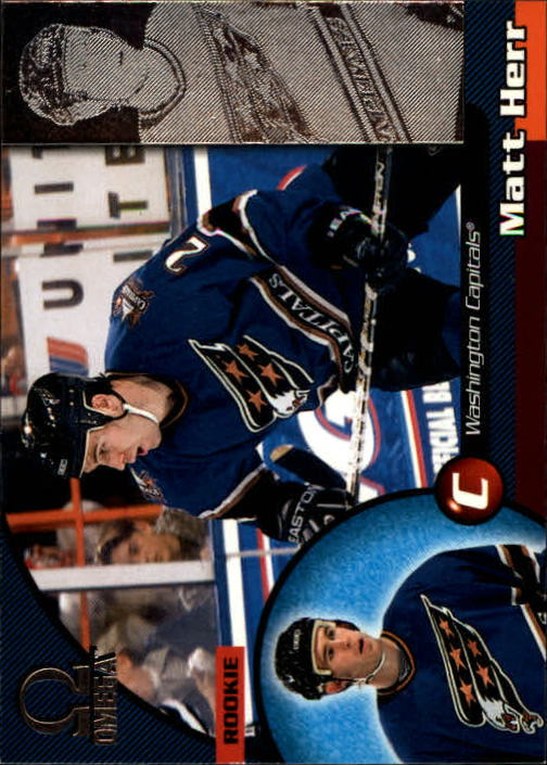 1998-99 Pacific Omega #246 Matt Herr RC