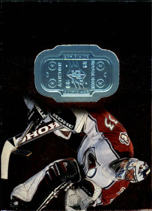 1998-99 SPx Finite #24 Patrick Roy