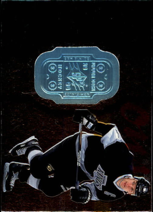 1998-99 SPx Finite #42 Rob Blake