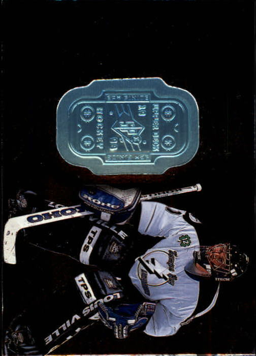 1998-99 SPx Finite #79 Zac Bierk RC