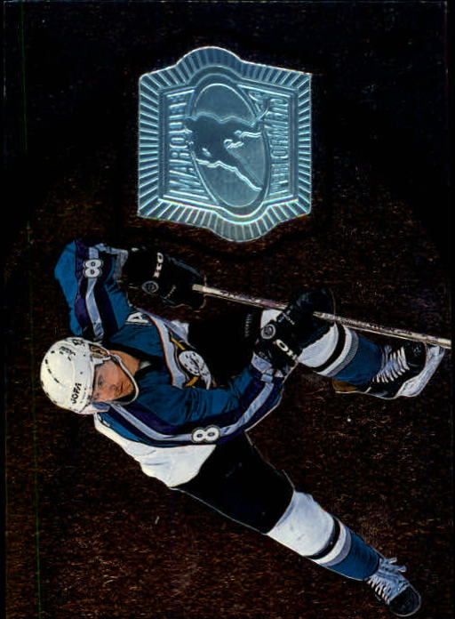 1998-99-DUCKS-SPx-Finite-157-Teemu-Selanne-MP-2625