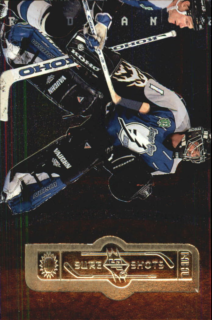 1998-99 SPx Finite Radiance #148 Zac Bierk SS