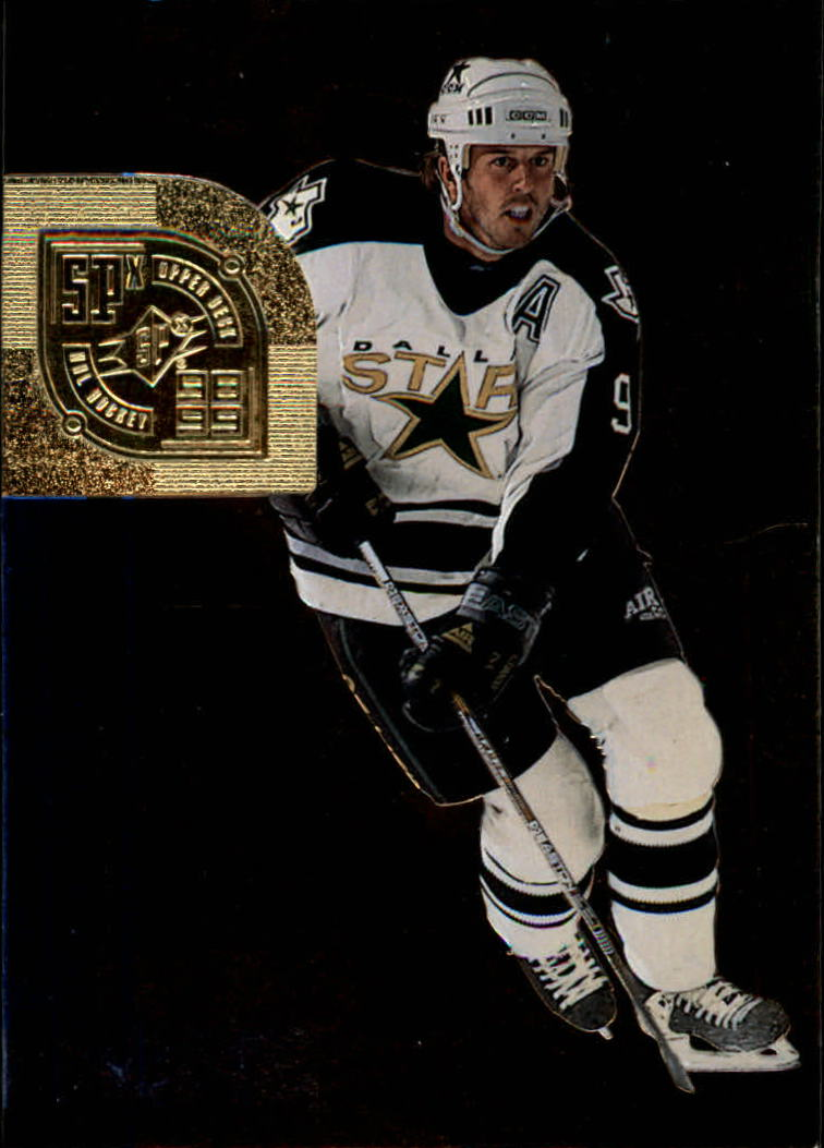 1998-99 SPx Top Prospects #18 Mike Modano