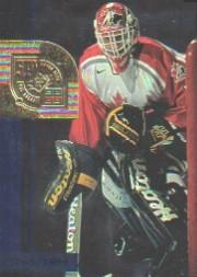 1998-99 SPx Top Prospects #62 Roberto Luongo