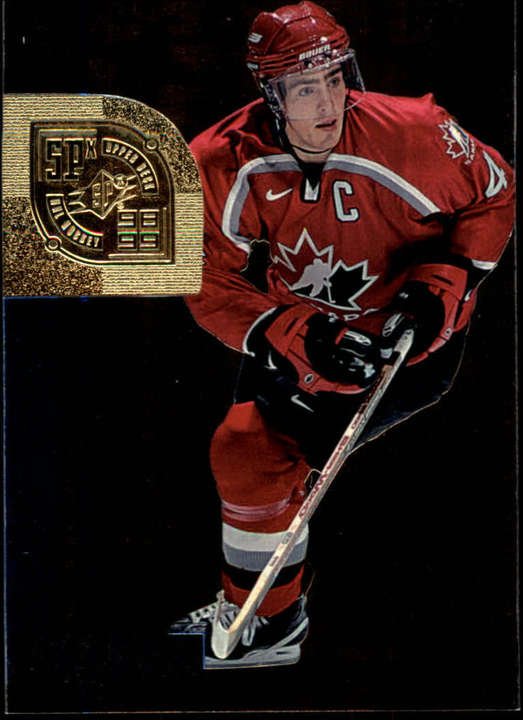 1998-99 SPx Top Prospects #63 Mike Van Ryn