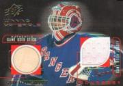 1998-99 SPx Top Prospects Winning Materials #JV John Vanbiesbrouck