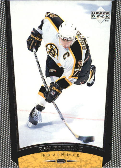 1998-99 Upper Deck #38 Ray Bourque