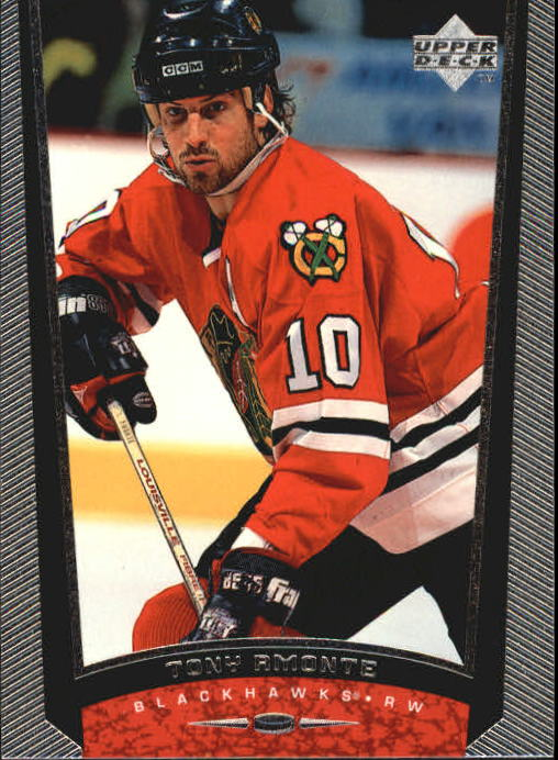 1998-99 Upper Deck #243 Tony Amonte